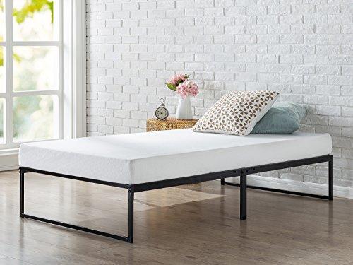 Zinus 12 Inch Platforma Bed Frame / Mattress Foundation/ No Box Spring needed / Metal Slat Support, Twin