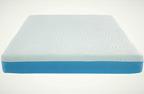 """SynwellSleep Cool and Firm Gel Infused Memory Foam Mattress, 8"""" H, Queen"""