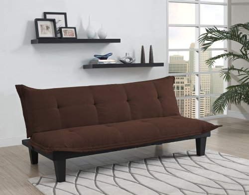 DHP Lodge Futon, Brown
