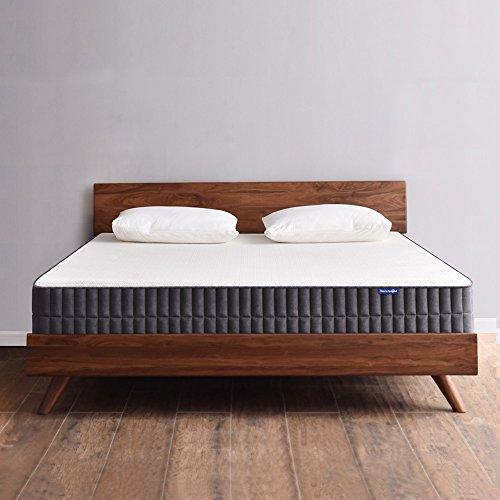 Sweetnight 10 Inch Cool Gel Memory Foam Mattress, CertiPUR-US Certified, Queen Size