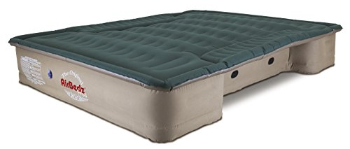 AirBedz Pro3 (PPI 303) Truck Bed Air Mattress for 6′-6.5′ Mid-Sized Short Bed Trucks with Portable DC Air Pump