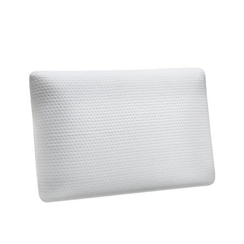 ARTALL Sleep Memory Foam Bed Pillow for Neck Pain, Standard Size Memory Foam Ventilated Pillow