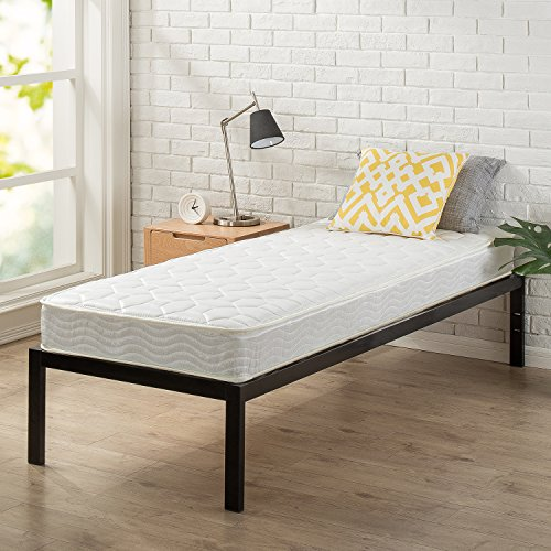 Zinus Hybrid Foam and Spring 6 Inch Mattress, Narrow Twin / Cot Size / RV Bunk / Guest Bed Replacement / 30″ x 75″