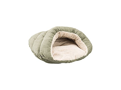 Ethical Pets Sleep Zone Cuddle Cave Pet Bed for cats and dogs