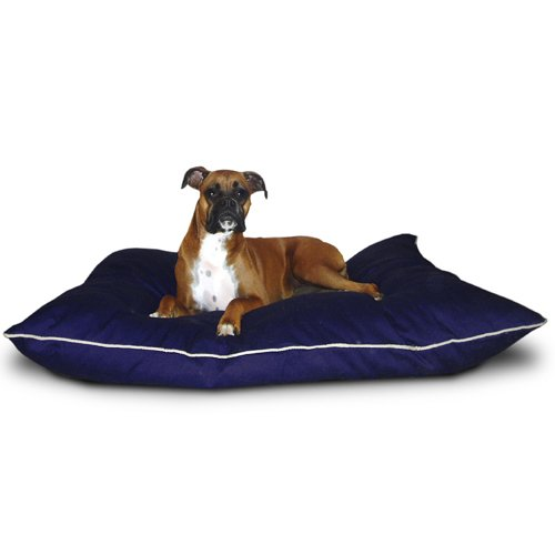 28×35 Blue Super Value Pet Bed By Majestic Pet Products-Medium