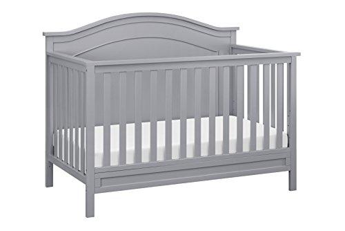 DaVinci Charlie 4-in-1 Convertible Crib, Grey