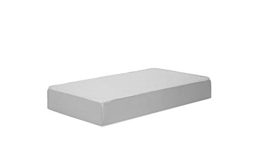 DaVinci 100% Non-toxic DaVinci Complete Mini Lightweight Extra-Firm Fiber Crib Mattress with Hypoallergenic Waterproof Cover