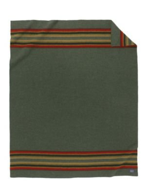 Pendleton Yakima Camp Twin Wool Blanket