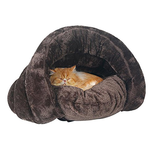 Cave Shape Pet Cat Beds Small Dogs Sleeping Beds