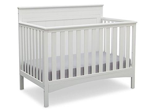 Delta Children Fancy 4-in-1 Crib, Bianca