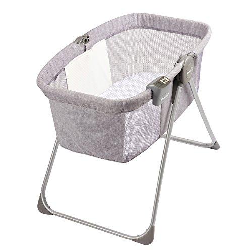 Evenflo Loft Portable Bassinet, Grey Melange
