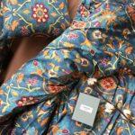 Damask Medallion Luxury Duvet Quilt Cover Boho Paisley Print Bedding Set 400 Thread Count Egyptian Cotton Sateen Vibrant Bohemian Pattern (King, Spanish Tile)