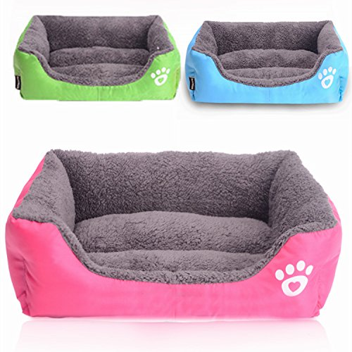 Be Good Pet Bed Dog Sofa Mattress Soft and Warm Plush Pad for Cat Dog Small and Medium Animals S/M/L